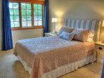 UPPER LEVEL BR #2 with queen bed