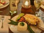 Great choice of restaurants: Baci, Magnolia, Mango Reef, Sharkbite