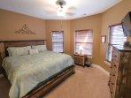 Master bedroom 2 on main level
