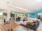 Open plan 'Coastal Living'