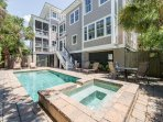 Outstanding Pool Area, Can Be Heated