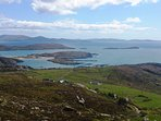Part of the Ring of Kerry Wild Atlantic Way Route