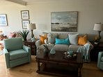 Living Rood with Queen Sofa Bed