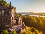 Poised on a graceful mountaintop, your castle awaits...