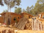 Other buildings at Asilah Eco Village
