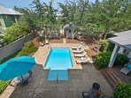Private Outdoor Pool