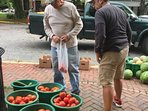 Chestertown Farmers Market  -15 mins