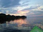Worton Green Point Cove- 10 mins