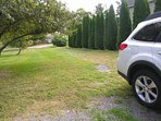 Shared driveway