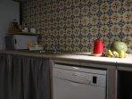 Proveemos de pastillas para el lavavajillas. Casa-Molino: El Molino del Panadero.