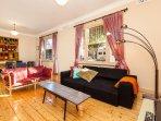 Fold out italian sofa-bed