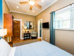 Bedroom 2 is a very spacious suite located on the main floor.