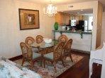 Furniture, Lamp, Dining Room, Indoors, Room