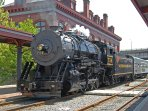 Western Maryland Scenic Railroad (10-15 minute walk from house)