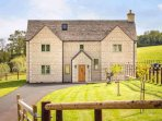 Peacefully surrounded by rolling countryside, yet just moments away from Stow-on-the-Wold