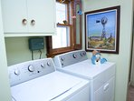 Washer / Dryer With Shower