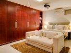 Cinema Room & Bedroom