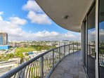 Immerse yourself in the exuberant culture of Miami from this 2-bedroom, 2-bathroom vacation rental condo!