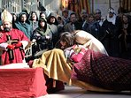 Medievales: Beso de Isabel
