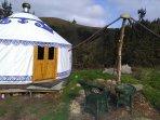 Your Off-grid Eco-Yurt