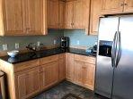 Cove House kitchen