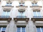 The Key to Bordeaux apartment is on the middle level