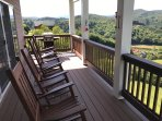 Enjoy Views From Deck