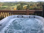 Hot Tub With Great Views