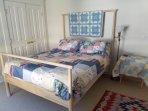 2nd bedroom with queen bed