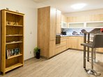 Küche - Bild 1 - Ferienwohnung Murmeltier Albtal