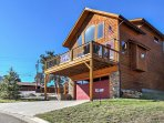 Situated in the heart of Estes Park, this property is ideal for families looking to explore the base camp of the...