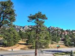 Only a short stroll away from some of the area's most prized attractions, this Estes Park house is the perfect home...