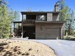 Deck,Porch,Building,Tree,Cottage