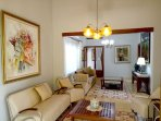 Kemuning House's living room