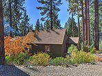 Nestled among the pines and close to Lake Tahoe, this home comfortably sleeps up to 6 guests.