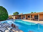 Pack your bags for the Grand Canyon State and this remodeled 4-bedroom, 2.5-bathroom Scottsdale vacation rental house...