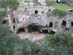 Grotte di Petruscio