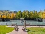 Highlands Tennis Courts.