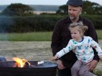 Have a go at toasting some marshmallows…