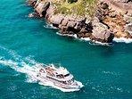 Paseo en barco por Bahía Santander y sus alrededores
