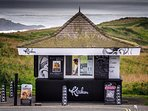 Pitch and putt, pasties and coffee at The Kraken  - Nigel Maitland photography