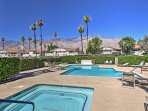 Enjoy access to the community amenities, including 3 swimming pools!
