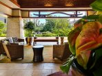 Lobby at the Beach Villas at Ko Olina