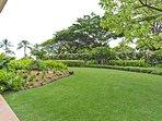 Garden off Lanai
