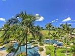 'Lagoon Pool' at the Beach Villas