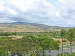Here's a View of the Waianae Mountain Range