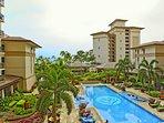 Beach Villas Lap Pool