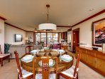 Choose to dine in the dining area, the living area or on one of two balconies. Spectacular views of the ocean and...