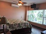 Master bedroom #2 with ocean views