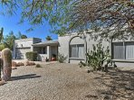 This 4-bedroom, 2,000-square-foot Scottsdale home is the perfect desert oasis!